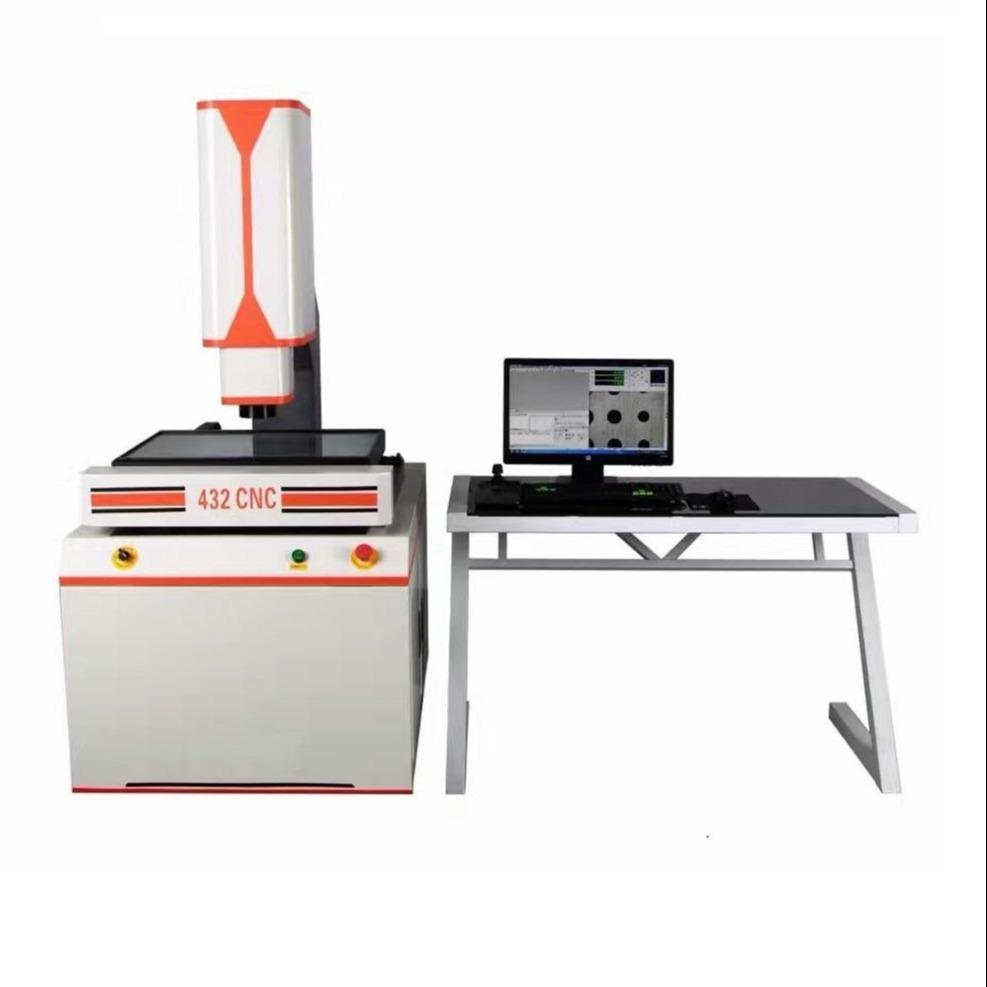 QS302影像仪测量仪 高精度二次元测量仪器 全自动2.5次元 三坐标 投影测量仪进口仪器二手测量仪高价回收置换租赁