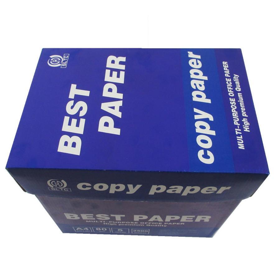 A3純木漿復印紙 出口A4紙 加工外貿訂單 打印紙80克圖片