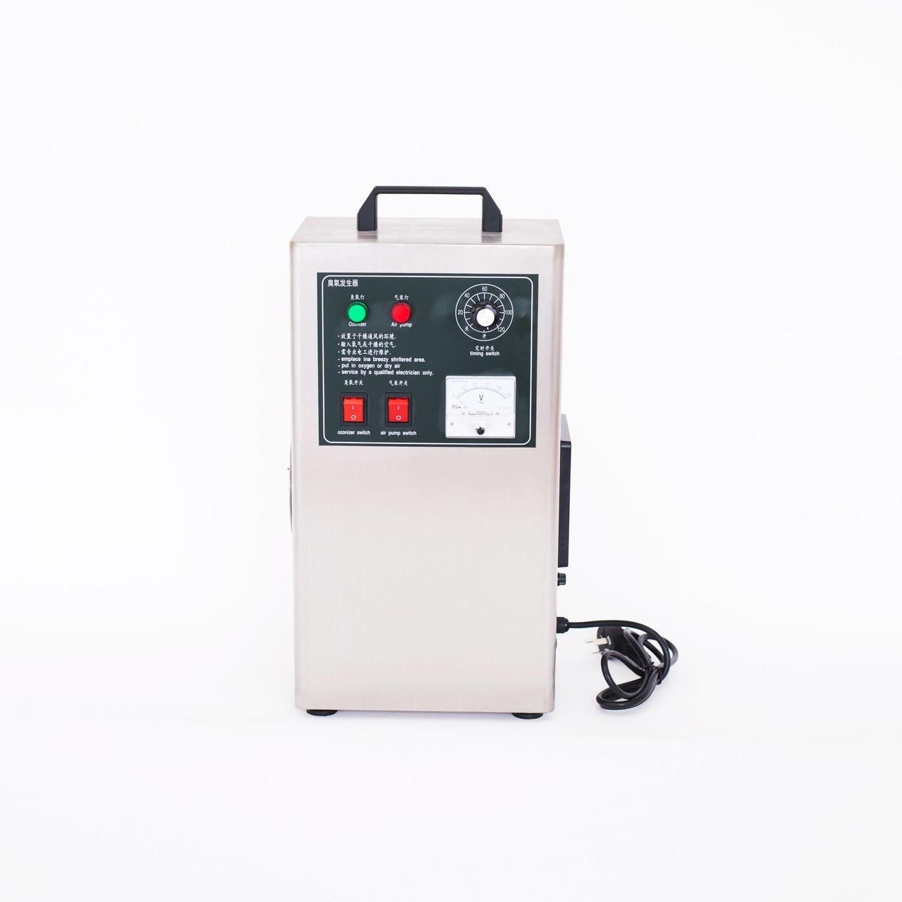 安徽臭氧发生器批发电话 臭氧发生器 便携式臭氧发生器