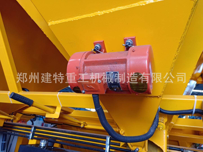 天水厂家直销一拖二混凝土喷浆车 自动上料喷浆车 喷浆设备示例图16
