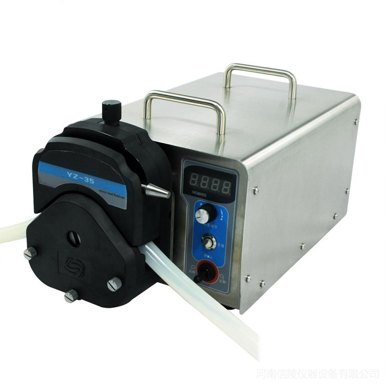 工业调速蠕动泵 工业灌装蠕动泵 WG600S大流量恒流泵示例图1