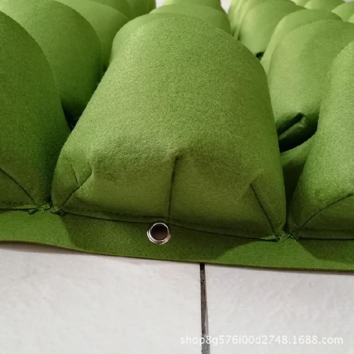 优质无纺布种植袋加厚植树袋种植袋育苗袋厂家直销示例图7