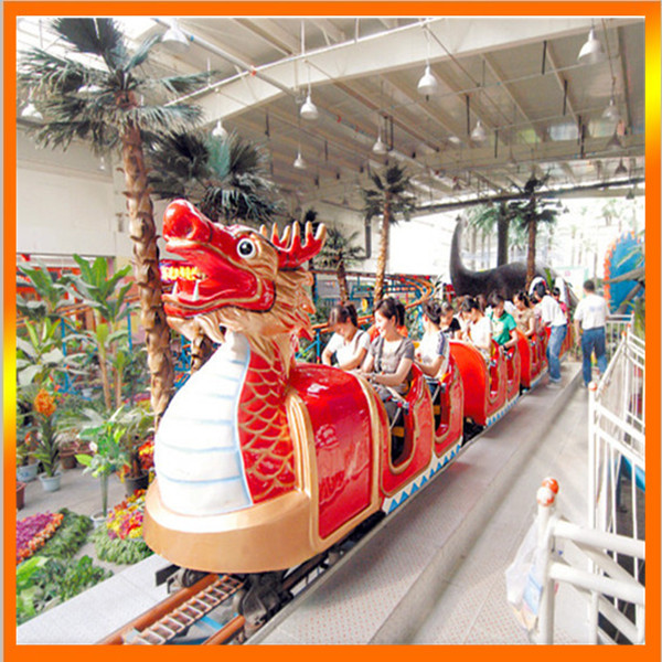 郑州大洋专业生产滑行龙 儿童游乐设备 大型户外游乐滑行龙厂家示例图12