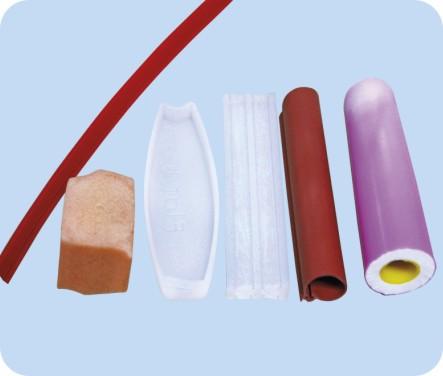 医疗级安全无毒无气味硅胶圆管示例图6