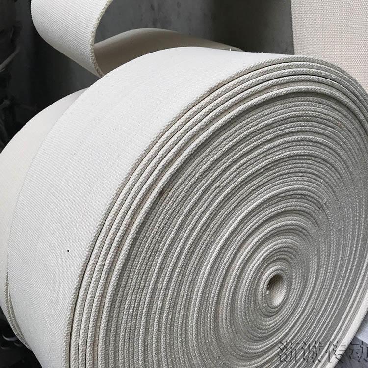 耐高溫全棉帆布輸送帶 木棉輸送帶