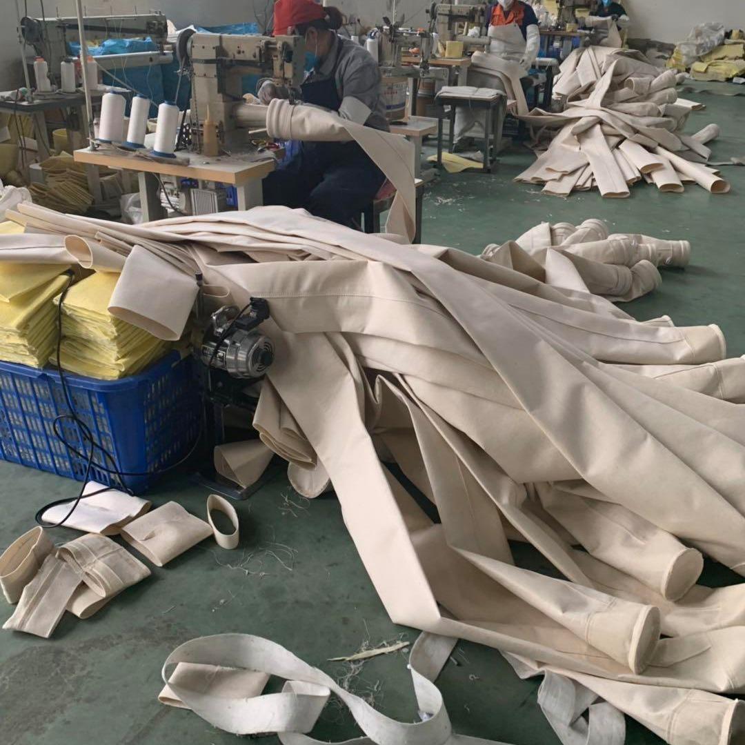 厂家直销 氟美斯除尘布袋_捷东环保_氟美斯除尘滤袋