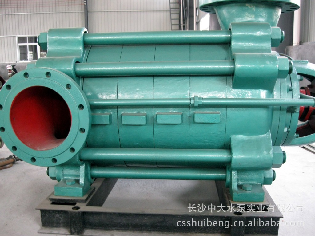 D25-50*7 卧式多级离心清水泵示例图3