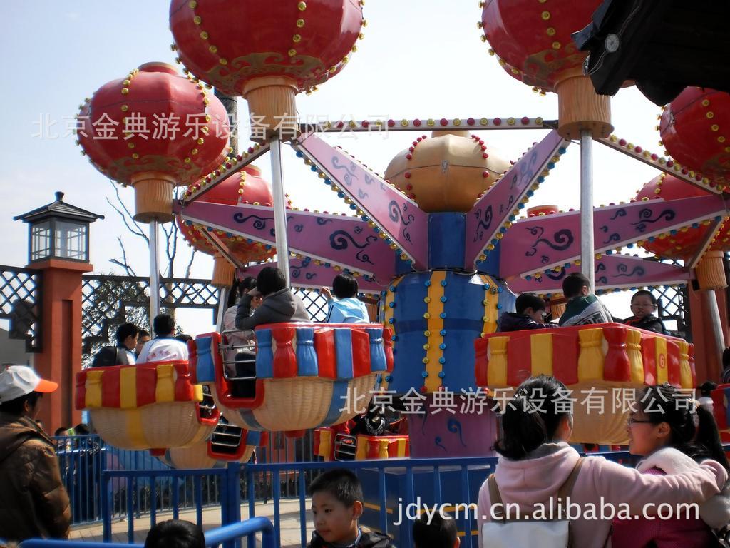北京金典 桑巴气球 室外游乐设备 回本快的游乐设备示例图16