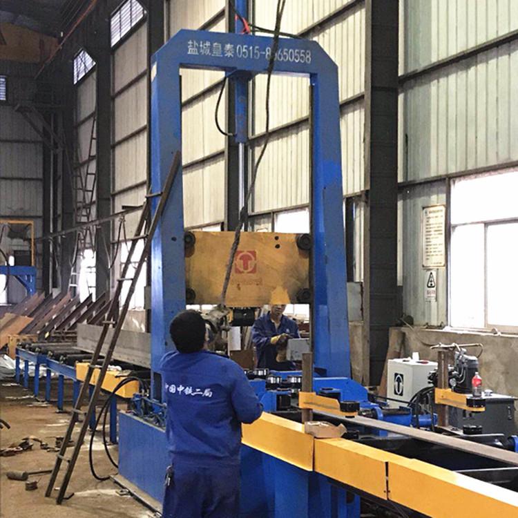 钢结构设备江苏厂家  非标定制 现货批发龙门式H型钢焊接机示例图5