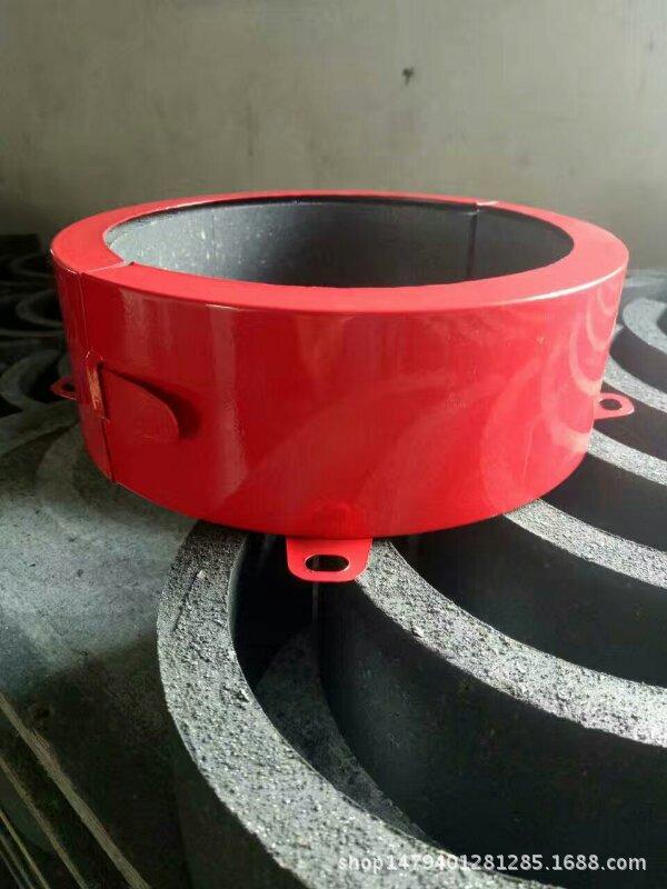 优质管道阻火圈 国标110 dn160防火圈 消防管道阻火圈 质量保证示例图4