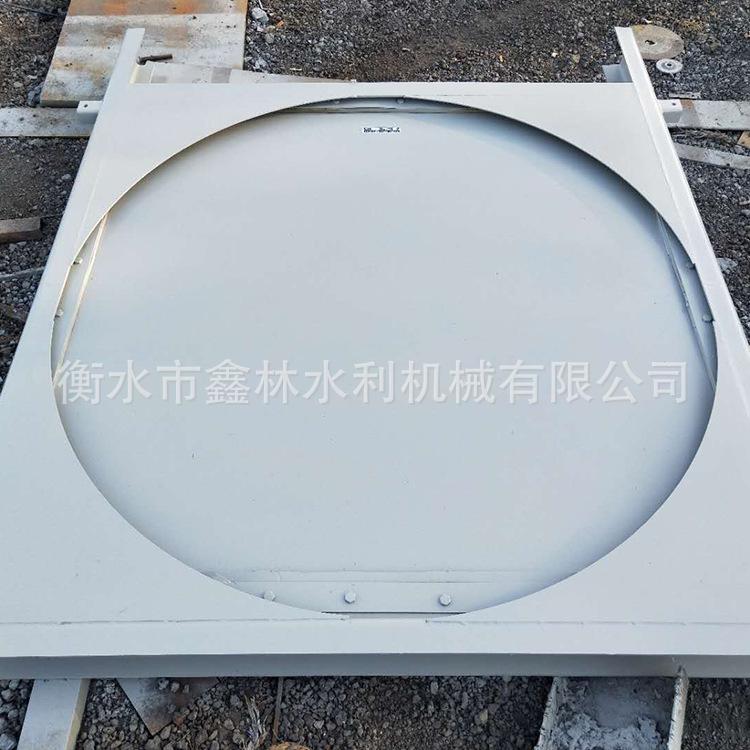 【不銹鋼閘門 】定制批發不銹鋼渠道閘門 氣動密封閘板門 質量優示例圖10