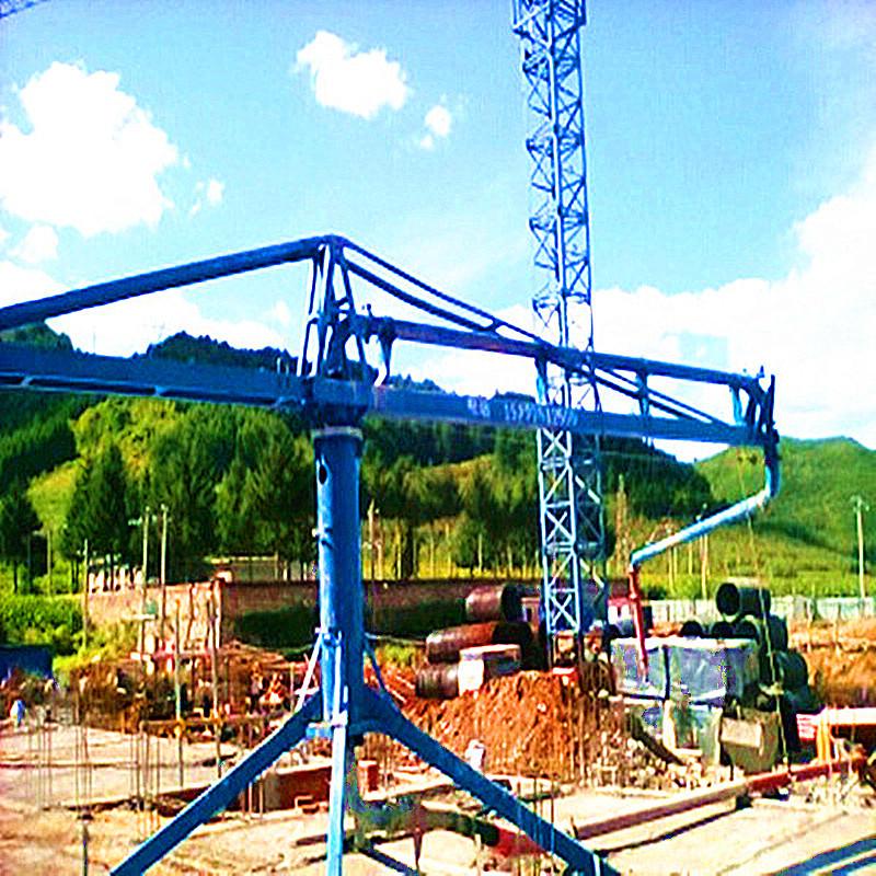 河北布料机厂家推荐 12米布料机 15米18米混凝土布料机示例图2