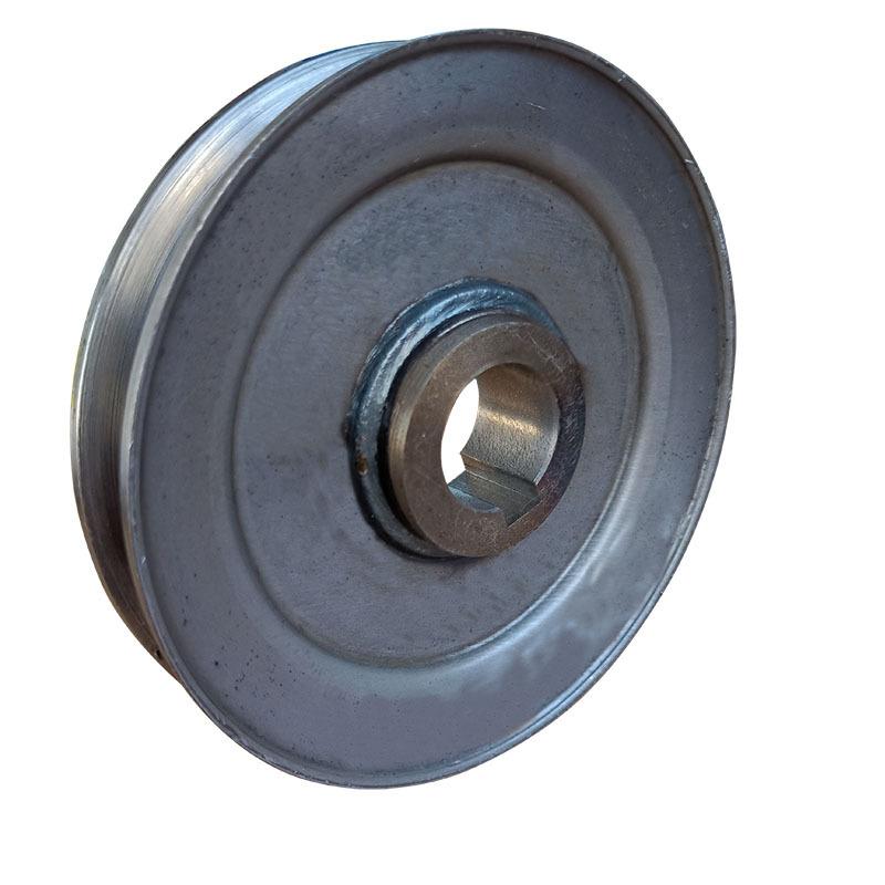 厂家直供食品机械皮带轮 旋压式 劈开式 多种规格示例图4