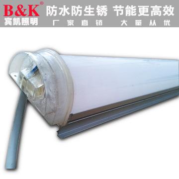 户外亮化工程专用LED线条灯条硬灯条线形铝 壳护栏管示例图16