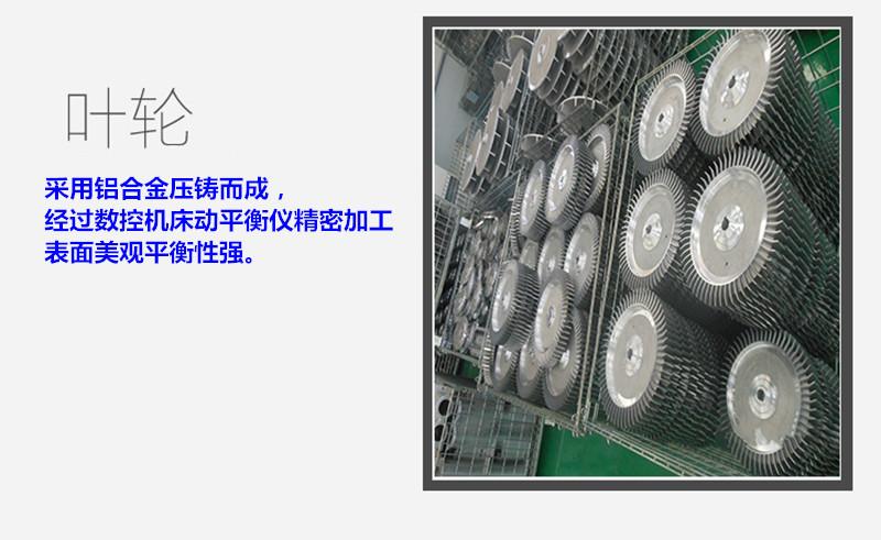 TB150-10  7.5KW透浦式鼓風機 燃燒機專用鼓風機 耐高溫中壓風機示例圖16