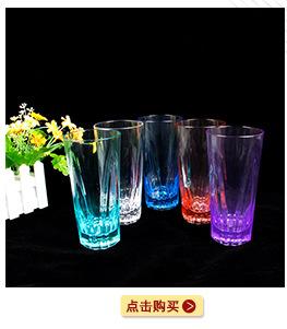 东莞工厂定制塑料分酒壶PS透明塑料冷水壶670ml果汁饮料壶尖嘴壶示例图4