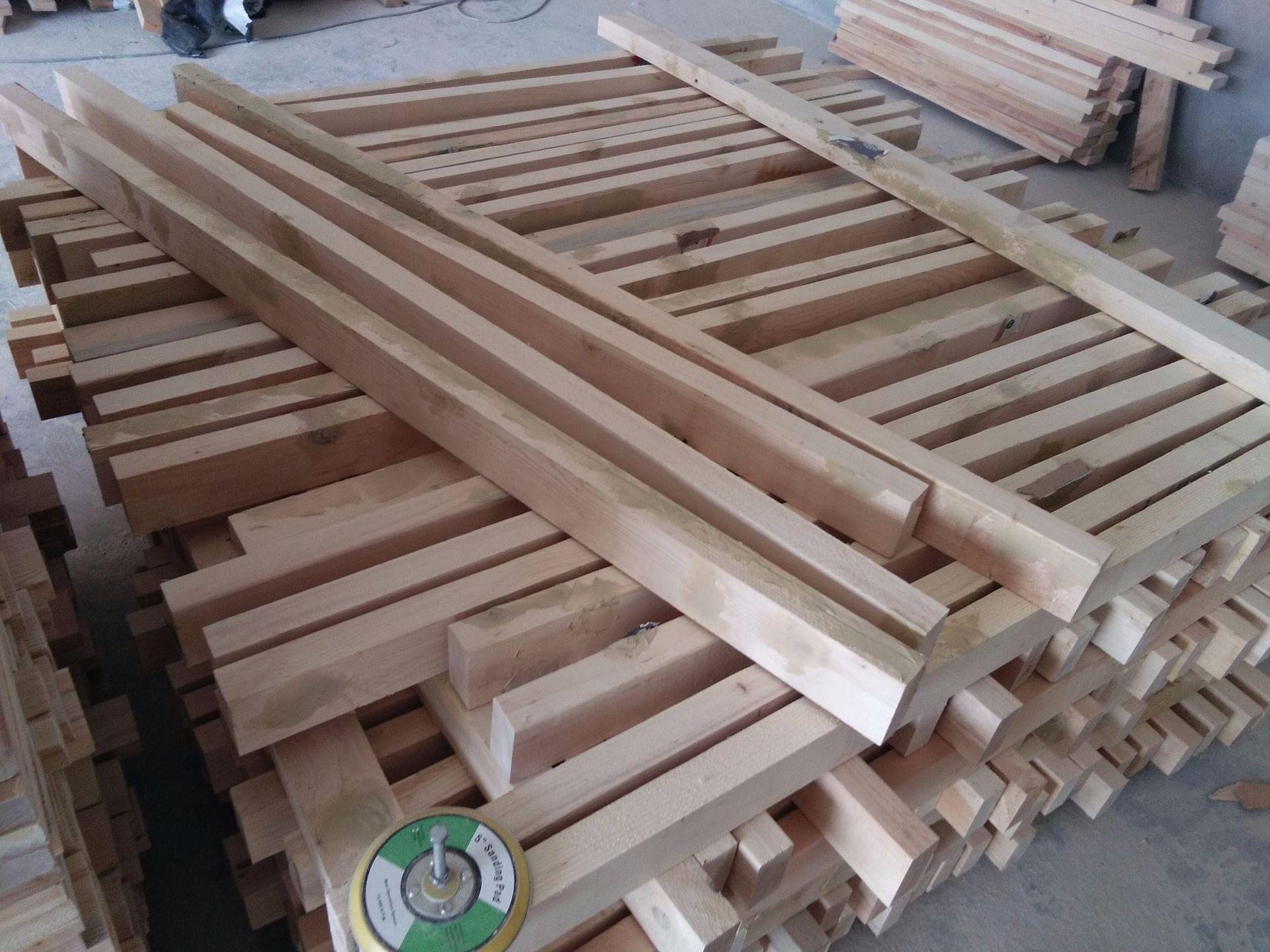 长期供应户外防腐木休闲椅 公园小区座椅 长椅 铸铁腿 实木 塑木示例图29