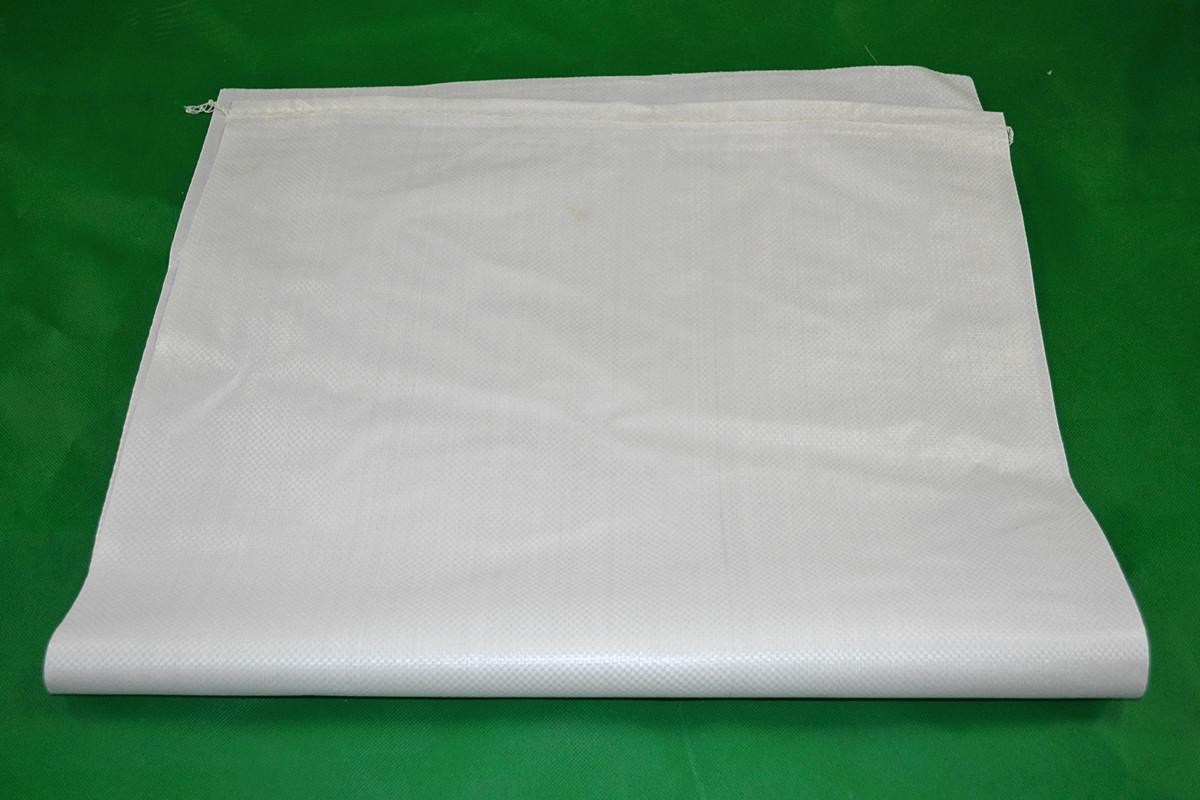 50斤面袋子批发  25公斤面粉袋  面粉包装袋  新料半透面粉袋子50斤专用面粉包装袋5091可装25千克kg编织袋子