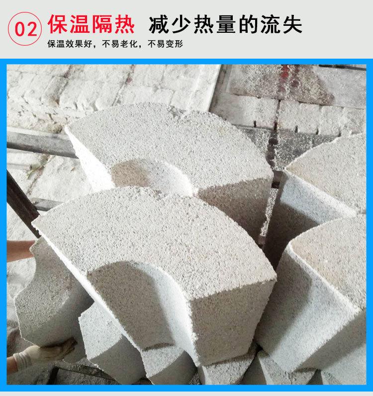 珍珠岩保温瓦防水防潮型珍珠岩保温瓦 原产地厂家专业生产示例图5