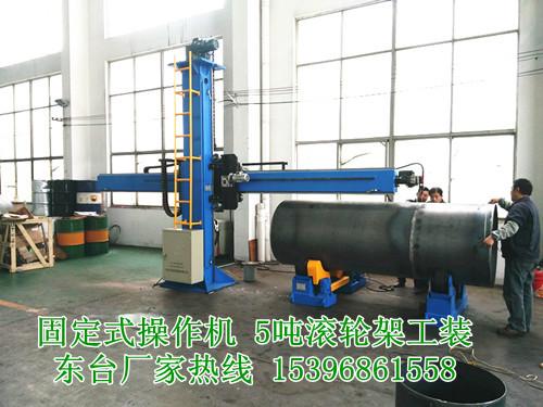 H型钢焊接生产线设备 非标定制 现货直销江西南昌钢结构生产线示例图3