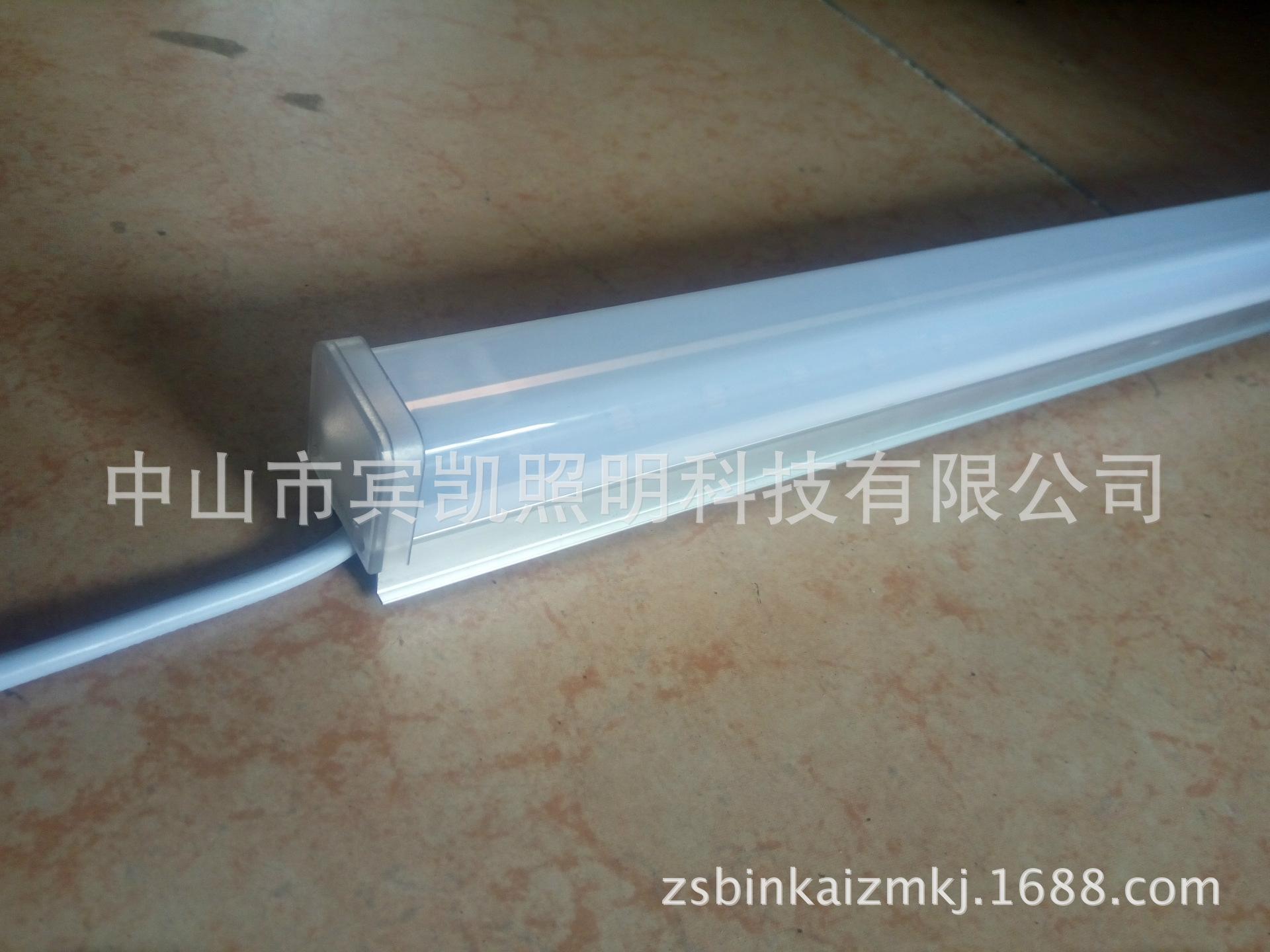 铝材LED护栏管 护栏管 led轮廓灯铝壳灌胶LED护栏管方型护栏管示例图4