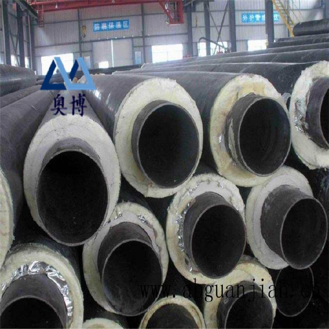 专业生产 保温钢管 聚氨酯保温钢管 厂家批发 预制保温钢管示例图17
