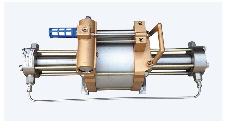 常年销售氮气加压泵 氮气打压充装设备 氮气增压泵示例图16