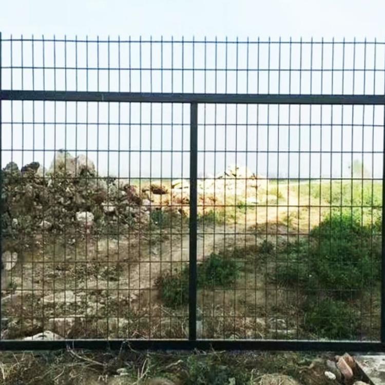 包塑铁丝围网 养殖双边护栏 烤漆铁丝网 云旭 丝网定制