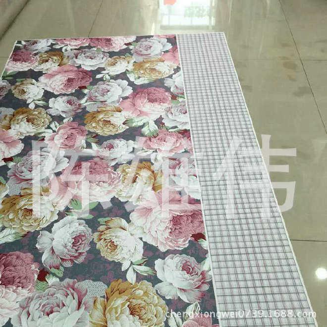 大量销售 钻石绒印花桌布 高档欧式餐桌布桌套 规格齐全示例图32
