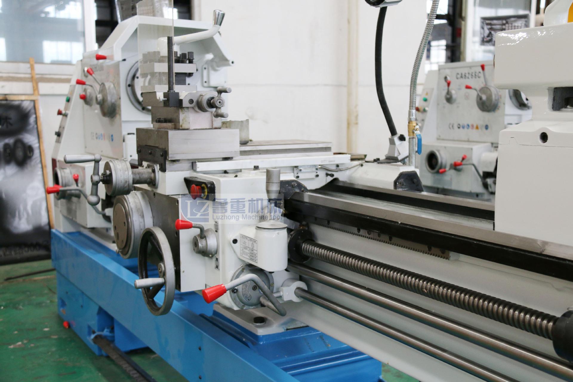 厂家直销出口型CA6161卧式车床出口品质质量保障示例图5