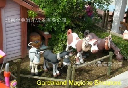 儿童游乐设备 快乐农庄示例图7