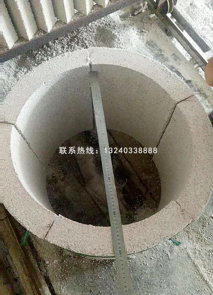 厂家直销珍珠岩瓦可定制珍珠岩保温瓦保温材料壳珍珠岩防火管示例图14