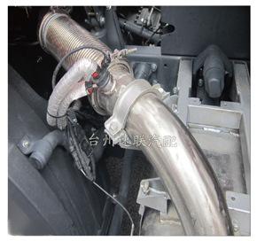 9.89 阳接 接尼龙管内径8 橡胶管9.5 配套 9.89 燃油管路快速接头示例图2