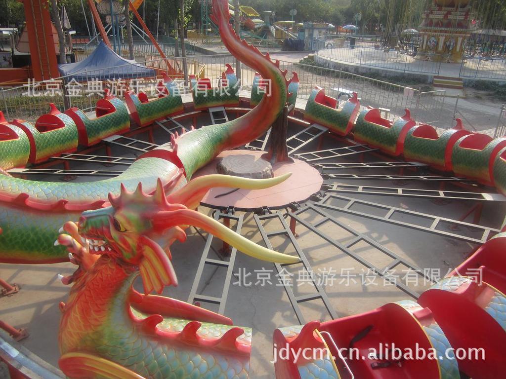 供应美人鱼游乐设备  室外游乐设备 北京游乐设备 广场游乐项目示例图6