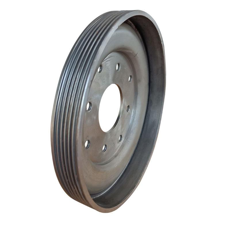 厂家直供皮带轮健身器械动感单车专用轮设计美观尺寸精准示例图2