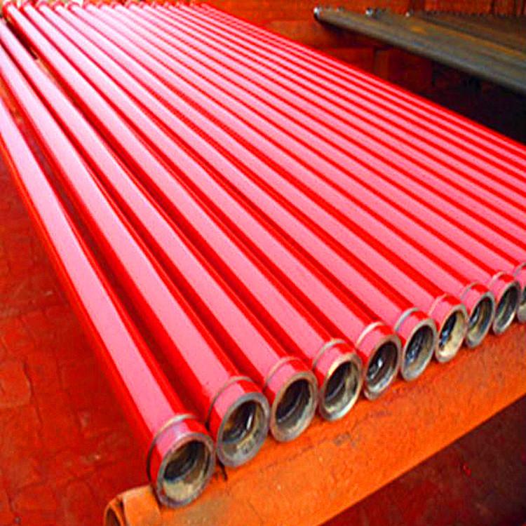 沧州双层泵管厂家引荐 3米双层泵管 55mn双层耐磨泵管示例图10