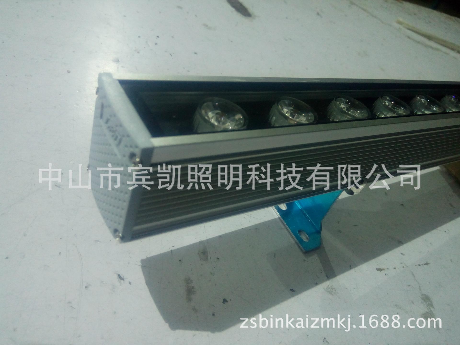 36w洗墙灯 led洗墙灯18w 小功率led洗墙灯 LED洗墙灯 线条灯示例图10
