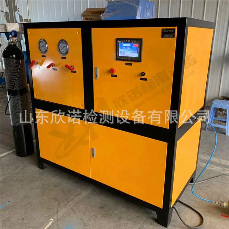 山东欣诺厂家直销液驱气体增压机 全自动控制,欢迎来电咨询示例图2