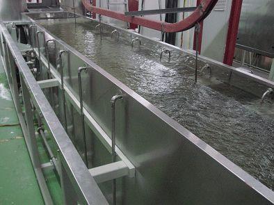 不锈钢制品全自动清洗机  佛山 江门 中山超声波清洗机厂家示例图2