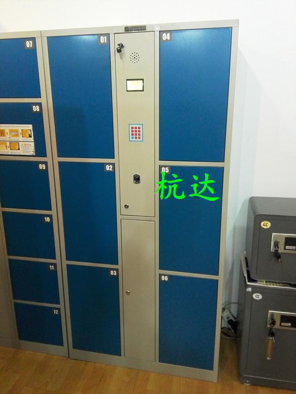 厂家供应定做10门信报箱文件柜铁皮更衣柜 1800高430宽400厚示例图36