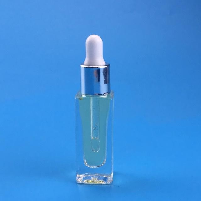 化妝品瓶 億沅 7ml玻璃瓶 滴管瓶 透明精油瓶 精華液瓶 試用分裝瓶yy7mlblp