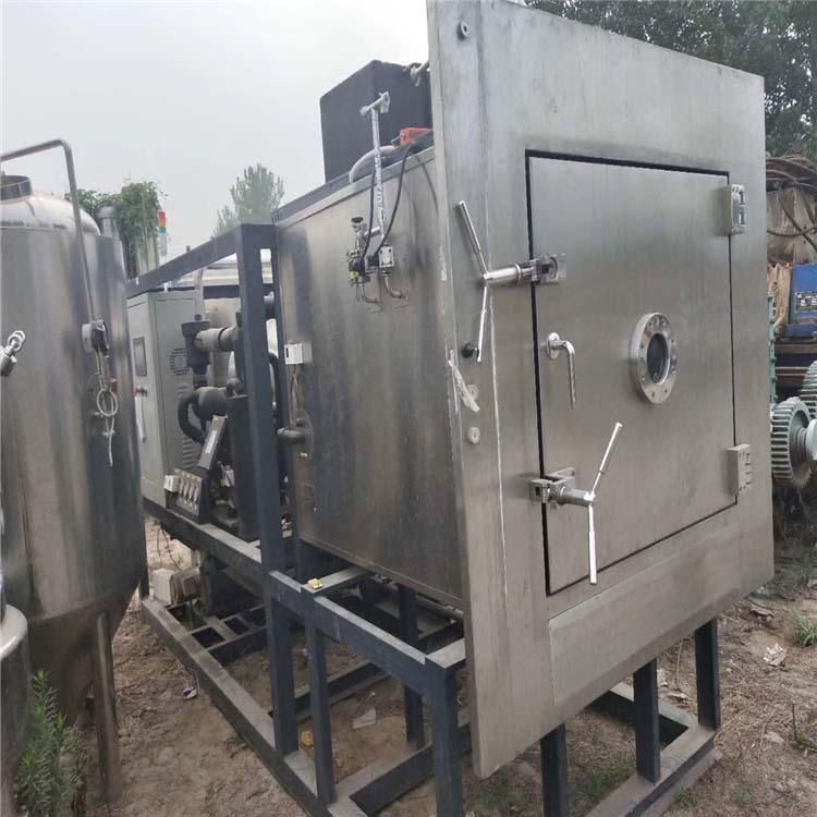 促销二手真空冻干机 处理二手冷冻干燥机 栋良 供应二手冻干机