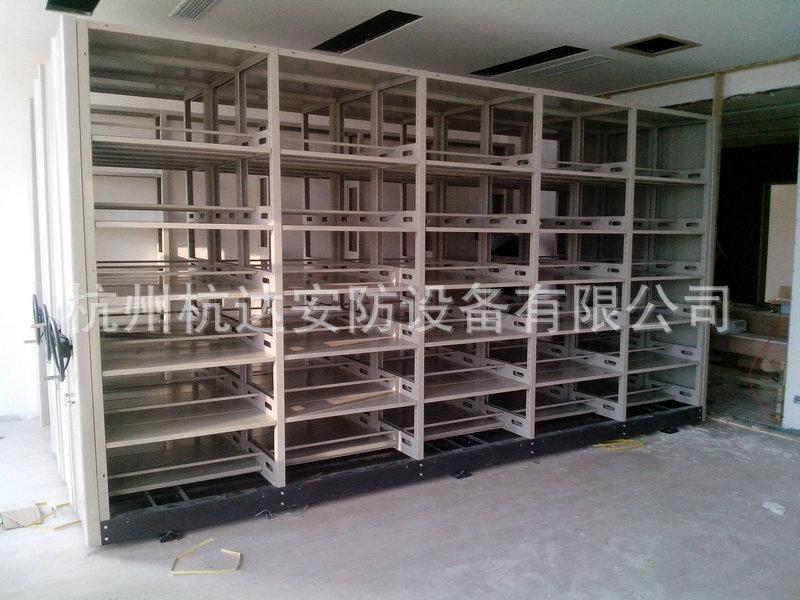 厂家定做 图书馆钢制书柜 大型多层书柜系列示例图72