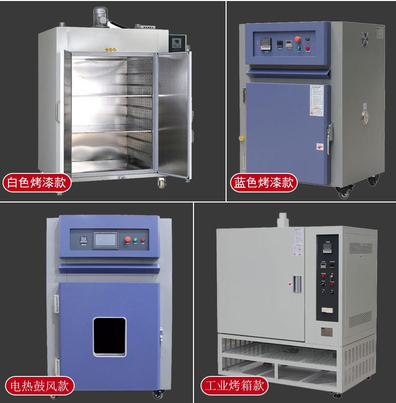 长期供应精密工业热风烤箱 高温真空干燥箱 鼓风无氧化烘示例图6
