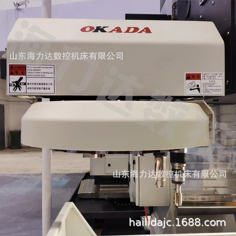 厂家直销 数控钻铣床ZXK-860B 数控钻床 数控钻铣中心 现货示例图5