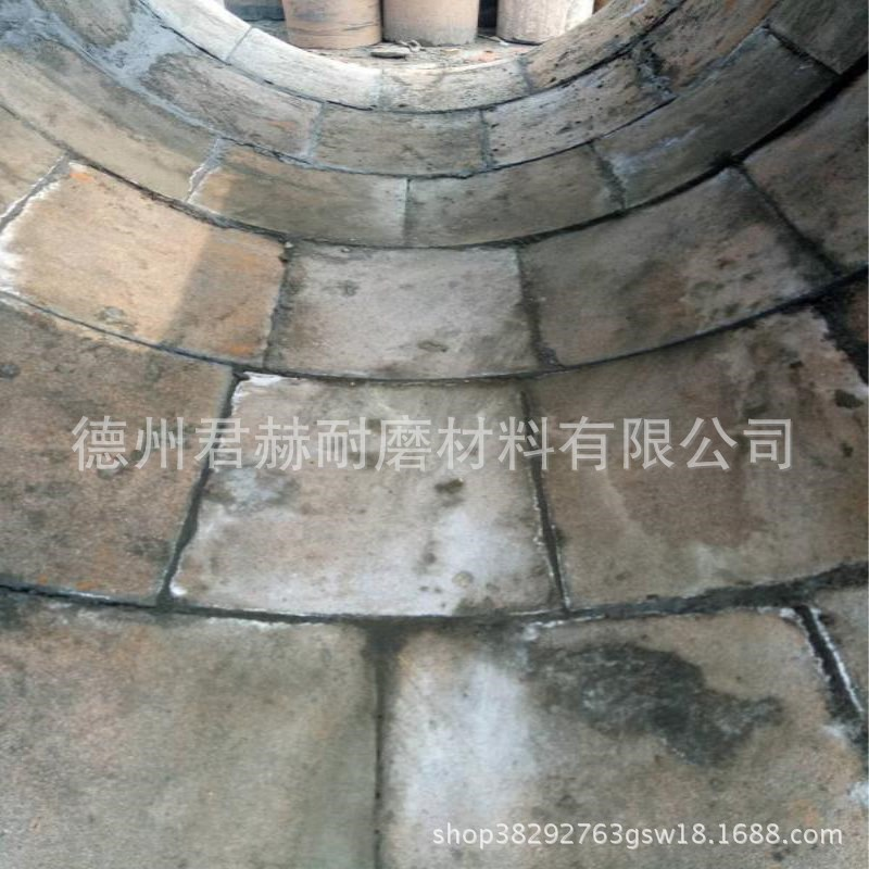 工业防护专用压延微晶板 煤矿热电厂耐磨铸石板 耐酸碱微晶板示例图12
