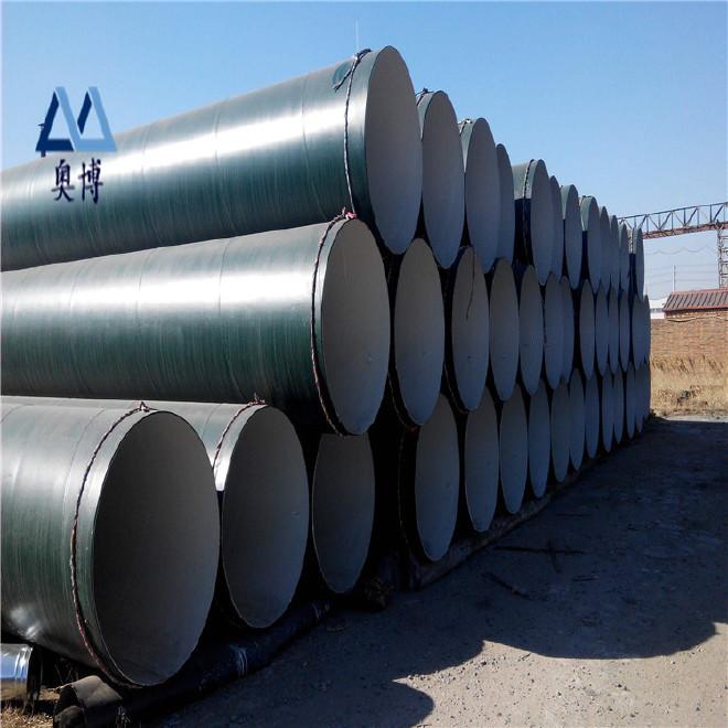 专业生产 防腐钢管 环氧粉末防腐钢管 加工 大口径防腐钢管示例图6