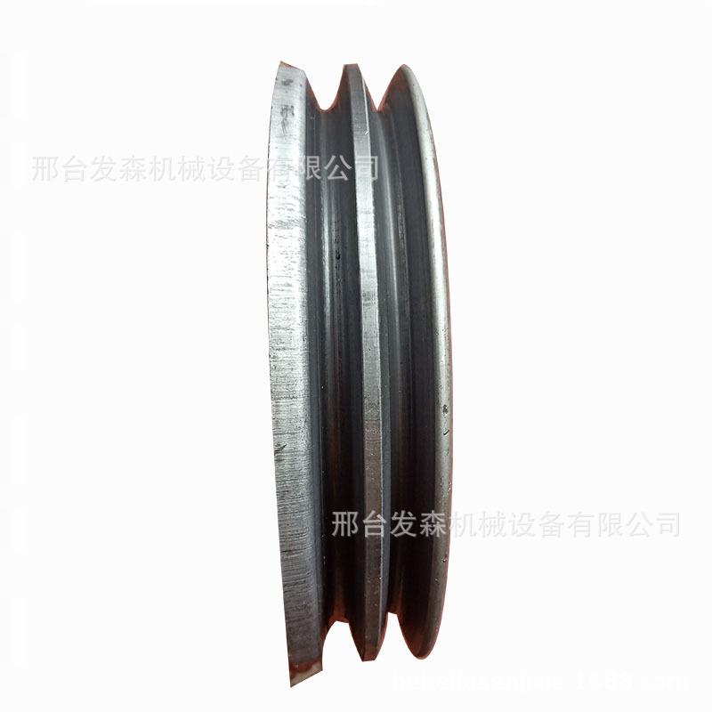 厂家直销旋压皮带轮尺寸精准价格低廉示例图5