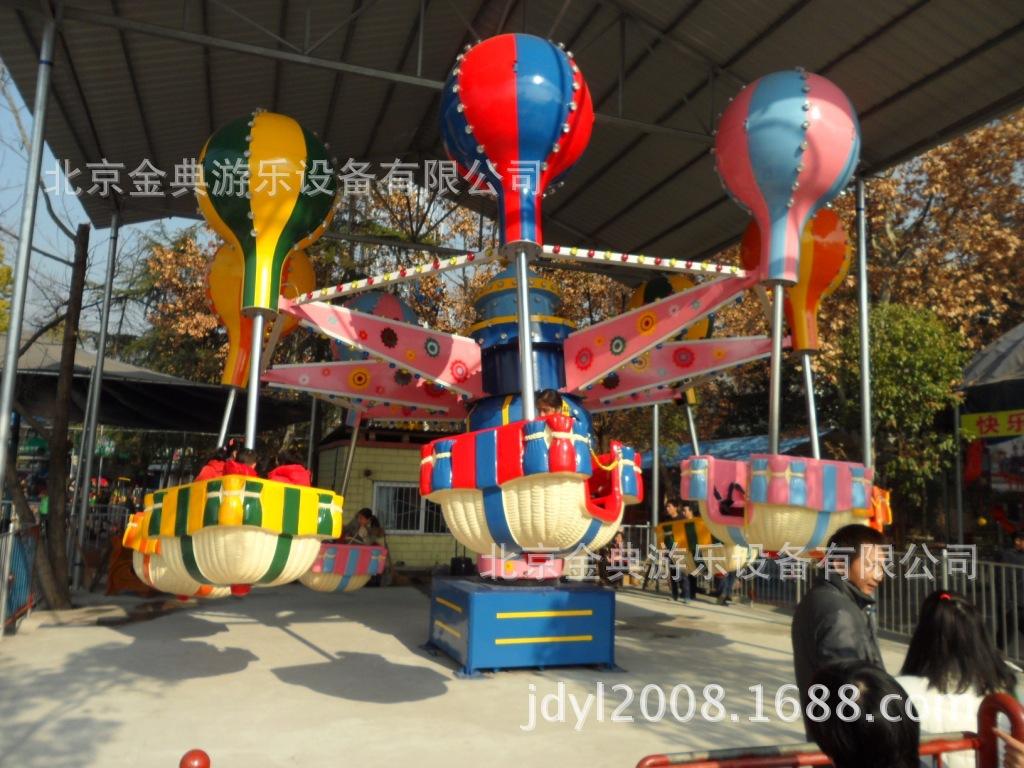 北京金典 桑巴气球 室外游乐设备 回本快的游乐设备示例图10