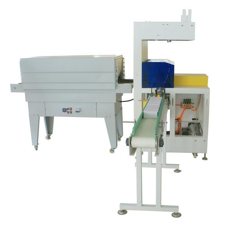广州袖口式封切收缩机PVC热收缩封口 整列收缩机 吸塑边封套袋机示例图125